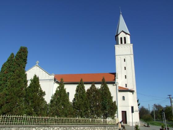 Nagyberki Templom