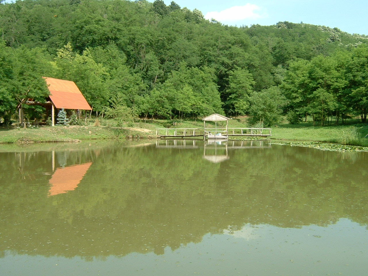 Vadaskerti tó